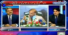 What Raheel Sharif said to Nawaz Sharif today in meeting regarding Achakzai's statement ? - Sabir Shakir reveals inside