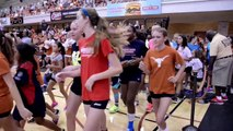 Sights and sounds: Volleyball Orange-White Scrimmage [Aug. 22, 2015]