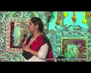 "Jeeman Ko Chatto | Live Kirtan | ""Khatu Shyam Baba"" | Jaya Kishori Ji | Ghoomar Entertainment"