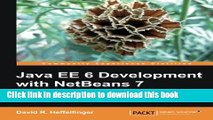 [Popular] Java EE 6 Development with NetBeans 7 Kindle Free