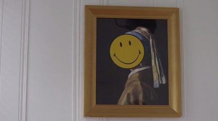 Smiley - Le jour où j'ai trouvé l'idée - Aviva