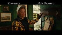 Kingsman : Services Secrets - Teaser (8) VO