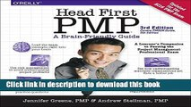 [Download] Head First PMP Kindle Collection