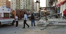 Kızıltepe'de Devlet Hastanesi Önünde Patlama Yaşandı: 50 Yaralı, 3 Ölü