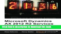 [Download] Microsoft Dynamics AX 2012 R2 Services Hardcover Collection