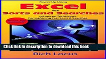 EAF #37 - Excel VBA Loop to Find Records Matching Search