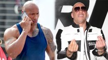 Dwayne 'The Rock' Johnson Tries to Settle Feud With Vin Diesel