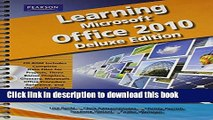 Download] Learning Microsoft Office 2013: Level 2 -- CTE