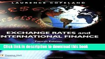 [Popular] Exchange Rates and International Finance (4th Edition) Hardcover Free
