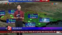 Trong buổi chiều nay mưa to, kèm theo gió mạnh dự báo sẽ ở khu vực ven biển các tỉnh thành Quảng Ninh, Hải Phòng xuống đến Nam Định, Ninh Bình. Thủ đô Hà Nội không nằm trong vùng mưa to này nhưng cũng dự báo có mưa rào bất chợt.