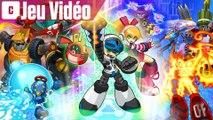 Du gameplay pour Mighty N°9 !
