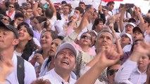 Padres de familia se manifestaron en Bogotá por ideología de género en colegios