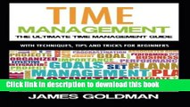 [PDF Kindle] Time management: The ultimate time management guide (time management, time management