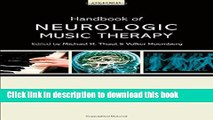 [Popular] Handbook of Neurologic Music Therapy Kindle Collection