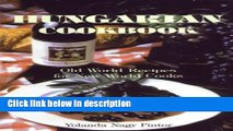 [PDF] Hungarian Cookbook: Old World Recipes for New World Cooks (Hippocrene International