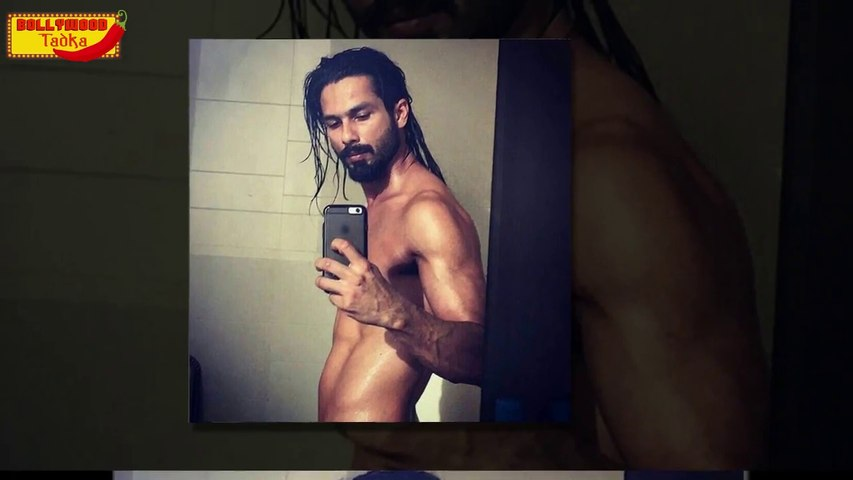Shahid Kapoor Goes NAKED In New Look !