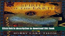 [Fresh] Spirits of the Earth: A Guide to Native American Nature Symbols, Stories, and Ceremonies