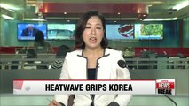 All parts of Korea under special heatwave advisories for first time ever