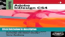 [PDF] Exploring Adobe InDesign CS4 (Adobe Creative Suite) Book Online
