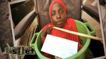 Kisah Mengharukan, Gadis yang Hidup Dalam Sebuah Ember - Silet 11 Agustus 2016