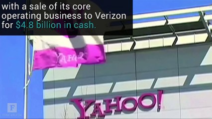 Yahoo Sells To Verizon In Saddest $5 Billion Deal In Tech History By Anthony Tornambe