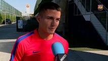 FCB Masia: Palencia, nuevo capitán del Barça B [ESP]