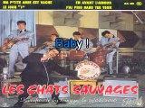 Les Chats Sauvages & Dick Rivers_Ma p'tite amie est vache (Elvis Presley_Mean woman blues)(1961)(GV)