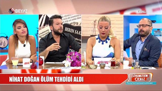 Nihat Doğan'dan Berna Laçin hakkında şok iddia