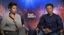 Black Nativity - Interview Jennifer Hudson et Jacob Latimore VO