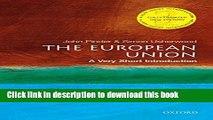 [Popular] The European Union: A Very Short Introduction (Very Short Introductions) Kindle Online