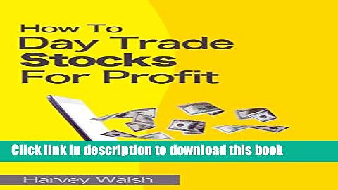 [Popular] How To Day Trade Stocks For Profit Hardcover Free