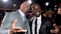 Tyrese Gibson Responds to Dwayne 'The Rock' Johnson's 'Fast 8' Instagram Rant: 'He's My Brother'