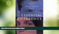 Must Have PDF  The Essential Difference: The Truth About The Male And Female Brain  Best Seller