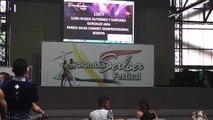 Salsa Latina Pareja Salsa Semiprofesional Luisa y Santiago 2 Fase CSF2016