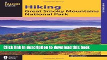 [Popular] Books Hiking Great Smoky Mountains National Park (Regional Hiking Series) Full Online