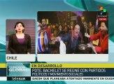 Chilenos exigen a políticos reformas profundas al sistema de pensiones