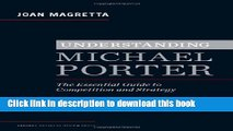 [Popular] Understanding Michael Porter: The Essential Guide to Competition and Strategy Kindle