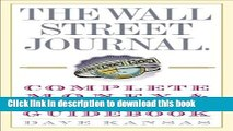 [Popular] The Wall Street Journal Complete Money and Investing Guidebook (The Wall Street Journal