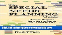 [PDF Kindle] The Special Needs Planning Guide: How to Prepare for Every Stage of Your Child s Life