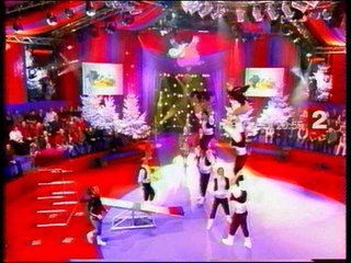 France 2 22.12.2003 2 Pubs, 4 B.A.,Expession directe,  JT Nuit, Météo