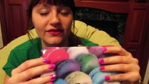 ASMR Return of the Doughnut Clutch: Sticky Fingers, Tapping, 360 Degree Sound, Whispers &