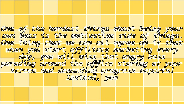 How To Start Affiliate Marketing Every Day Properly