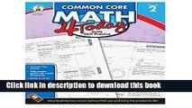 [Popular] Books Carson Dellosa Common Core 4 Today Workbook, Math, Grade 2, 96 Pages (CDP104591)