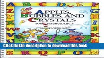 PDF] Apples, Bubbles, And Crystals: Your Science ABCs Book Free