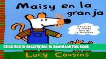 [Download] Maisy en la Granja Paperback Free