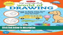 [PDF] My Wonderful World of Drawing: Learn to draw more than 150 exciting subjects step by step!