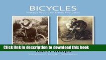 [Popular Books] Bicycles: Vintage People on Photo Postcards (Photo Postcards from the Tom Phillips