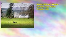 Award Winner! Wader Quality Toys: Farm Tractor with