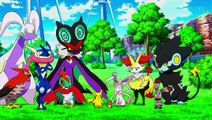 Pokemon XYZ Episode 36