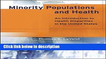 Books Minority Populations and Health: An Introduction to Health Disparities in the U.S. Full Online